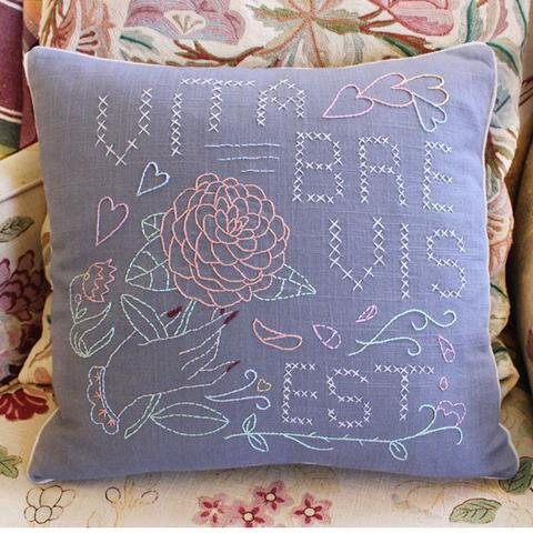 Vita-Brevis-Est-_SublimeStitching-Pillow-Embroidery-Kit_large