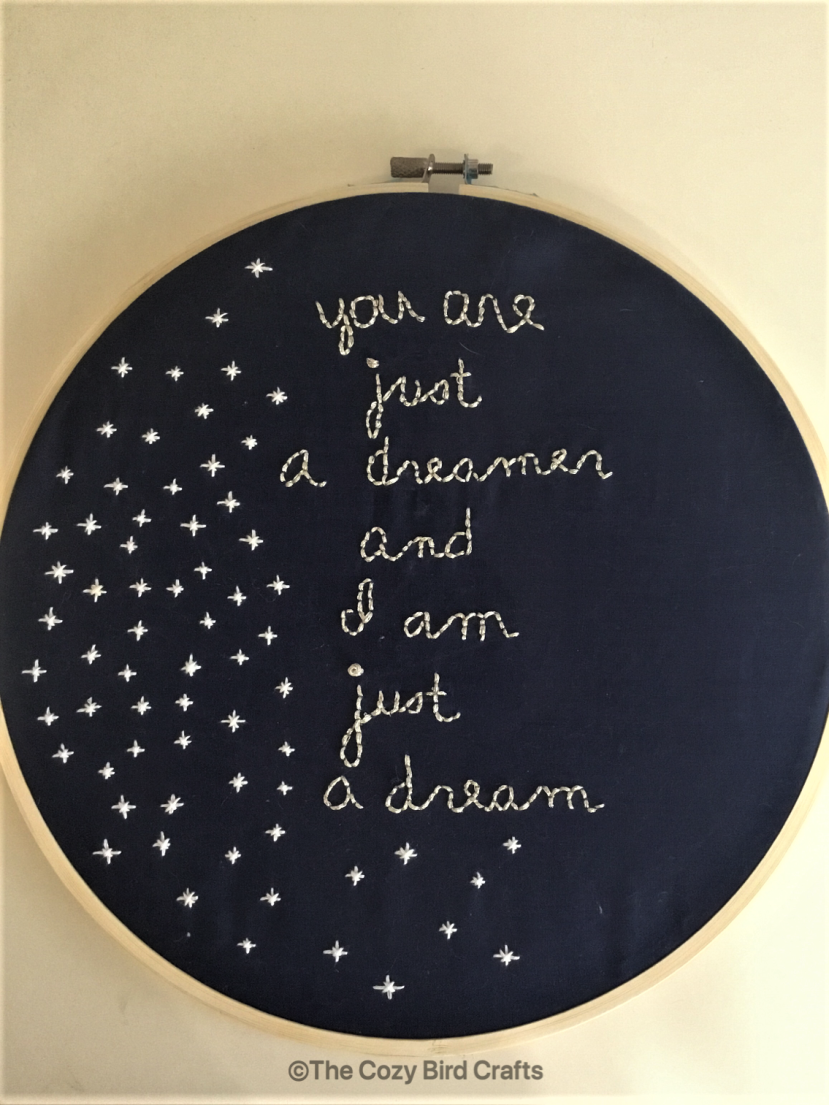 Embroidery Piece