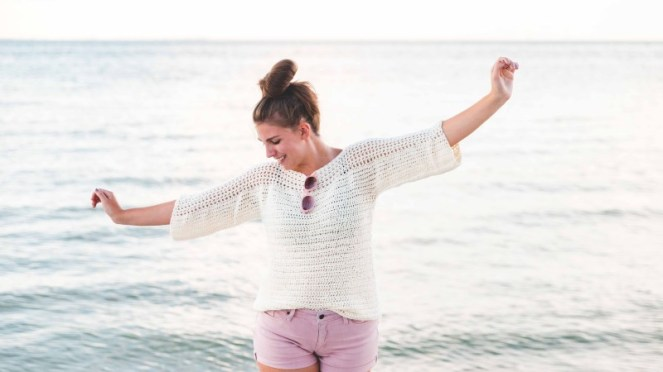 Crochet Cabana Top